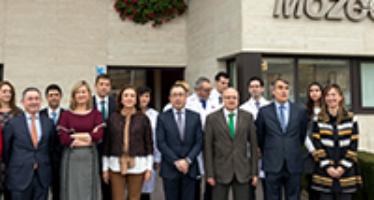 Patrocinada por Mozo Grau: La implantología protagoniza la reunión científica de Quintanilla de Onésimo