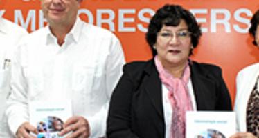 Presentación en México del libro de Antonio Castaño: 'Odontología social' salta el charco