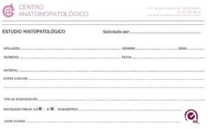 Formulario Biopsias