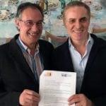 Firma del acuerdo Ortodoncia y Cirugía Oral y Maxilofacial