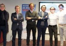 Ignazio-Loi,-Guillermo-Cabanes,-Jaime-Jiménez,-Carlos-Manrique,-Nacho-Rodríguez-y-Víctor-Cambra.