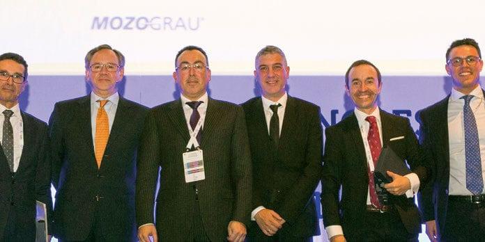 Luis A. Aguirre, Mariano Sanaz, Fernando Mozo, Antonio Bujaldon, Juan Manuel Vadillo y Alberto Monje.