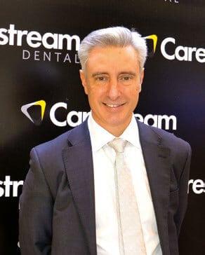 Miguel Piedrafita, director de Ventas y Servicios. Carestream