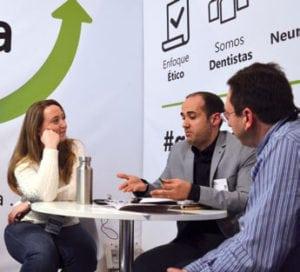 Alberto Manzano explica el proyecto de Plan Synergia.