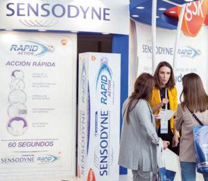 Equipo de Sensodyne