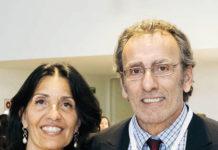 Isabel Maura y Pere Riutord.