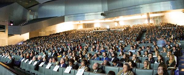 Vista General asistentes Congreso Sepa