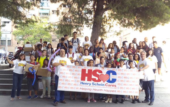 Henry Schein back to school