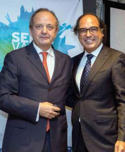J. del Río y N. Rodríguez