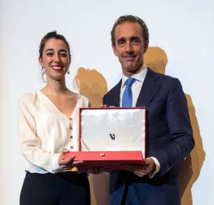 Premio a la Comunicación en el Ámbito Odontológico a la Asociación Nacional de Estudiantes de Odontología (ANEO).