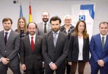 nueva Junta de Gobierno del Colegio de Odontólogos y Estomatólogos de Asturias